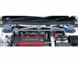 Cusco OS Triangle Front Strut bar