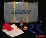 GSC Stage 1 Cooling Kit For Mitsubishi Lancer Evo VIII