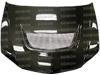Seibon Oem Style Carbon Fiber Hood For EVO 8