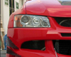 APR Wide Body Kit Mitsubishi For EVO 8