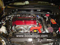 Boost Logic Dual BB turbo kits for the Evo 8 or 9