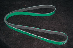 Gates AC Delete serpentine belt for the evo 8 and evo 9
