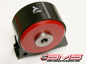ams front motor mount for evo x engine mounts and