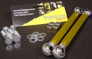 Whiteline Front & Rear Endlinks for 03-06 Evolution