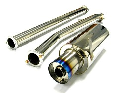 Megan Racing Cat-Back Exhaust System for the Evo 8 and 9
