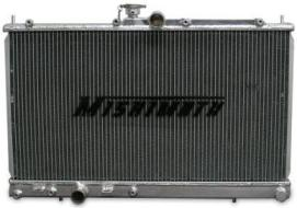 Mishimoto Aluminum Radiator for the Mitsubishi Evolution 4, 5, 6, 7, 8, 9, and Evo 10